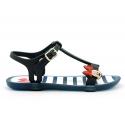 Cangrejera tipo sandalia con Minnie para Playa y Piscina