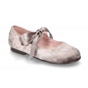 New Special satin velvet canvas Ballet shoes angel style to dress.