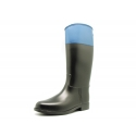 Riding style Rain boots for toddler girls and moms too.