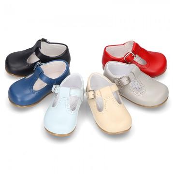 3137bb5c Tienda de Zapato tipo Pepitos para Niño - OKAASPAIN