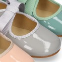 New patent leather little Mary Jane shoes angel style in NEW pastel colors.