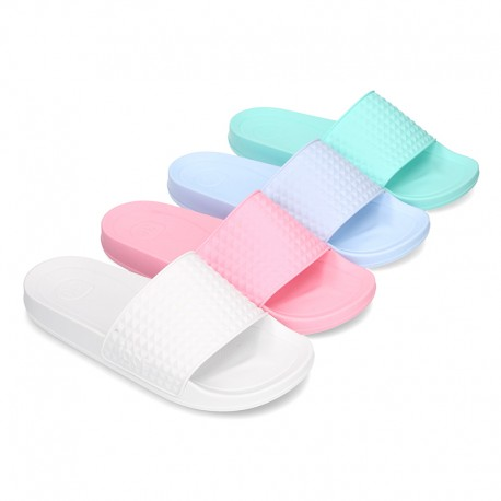 New Fashion CLOG jelly shoes style.