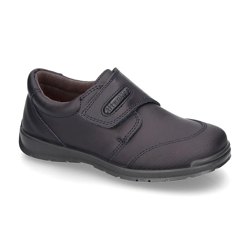 08b9d105 Okaaspain, tienda online de zapatos colegiales de piel lavable con ...
