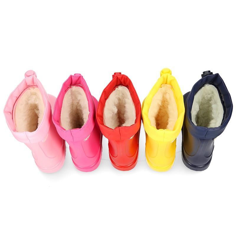 precios increibles elige auténtico verse bien zapatos venta Okaaspain, tienda online de botas de agua Chufo borrego de ...