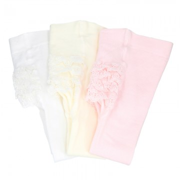 CHILDREN´S LACE TIGHTS BY CONDOR.