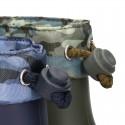 Bota de agua niños BIMBI DINOSAURIOS con cuello ajustable.