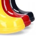 Bota de agua niños cuello ajustable estilo NÁUTICO.