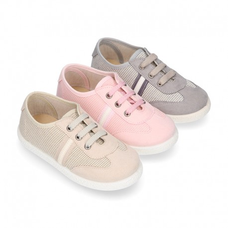 New special edition combined cotton canvas tennis shoes.