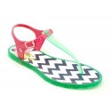 T-Strap jelly shoes for toddler girls and moms too.