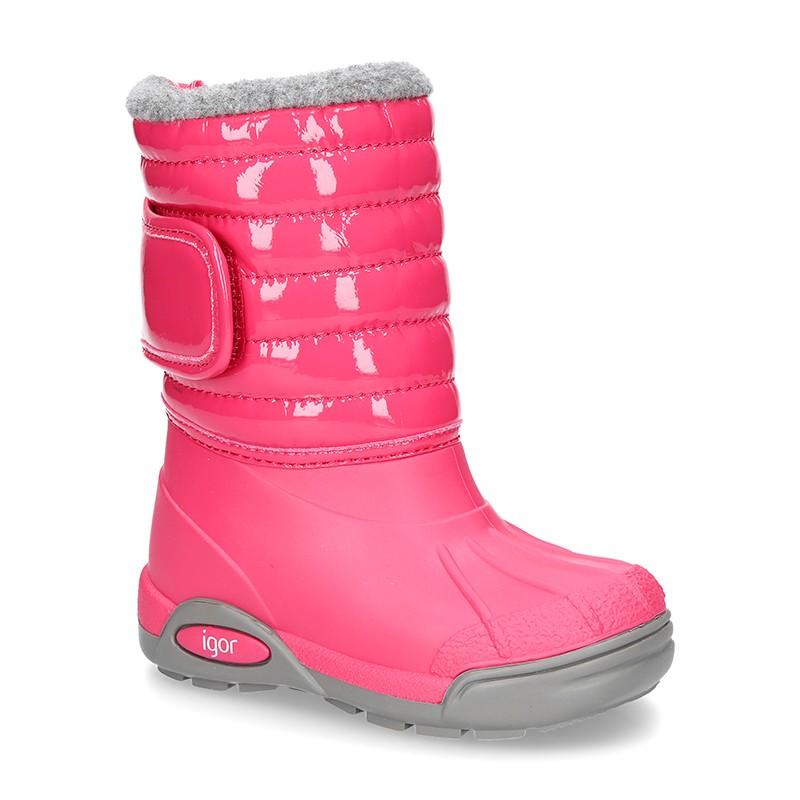 7391aa8132b ... negras para niñas  botas de agua rosas para niñas