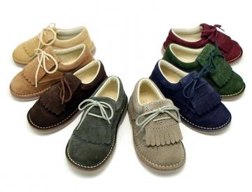 Zapato Inglés/Blucher