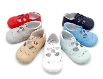 Zapatos inglés/Blucher